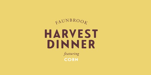 Harvest Dinner with Local Wine, Beer and Live Music