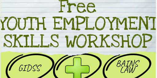 FREE YOUTH EMPLOYMENT SKILLS WORKSHOP