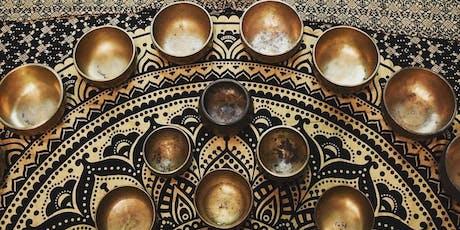 Sound Bath Crystal Ashram Meditation in Great Falls, VA tickets