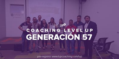 Coaching Level Up - Generación 57