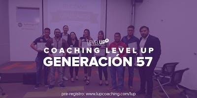 Coaching Level Up - Generación 57