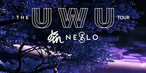 The UWU Tour: jstn & NESZLO