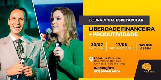 DOBRADINHA ESPETACULAR: LIBERDADE FINANCEIRA + PRODUTIVIDADE