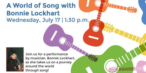 A World of Song with Bonnie Lockhart