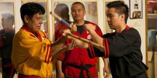 Filipino Martial Arts Demo & Workshop - Mira Mesa