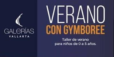 Verano Gymboree en Galerías Vallarta