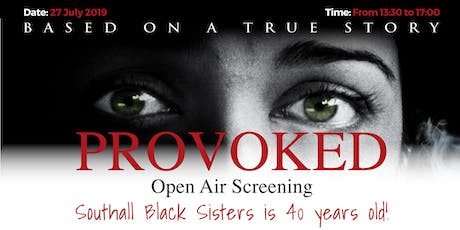 Provoked Open Air Screening tickets