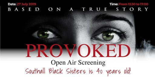 Provoked Open Air Screening