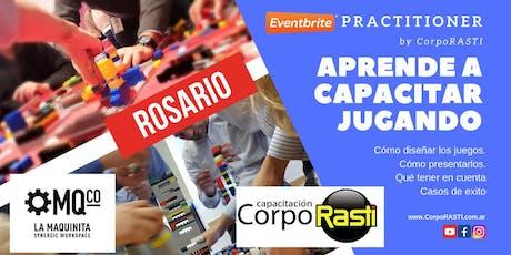 Practitioner by CorpoRASTI / Aprende a capacitar jugando.... en Rosario! entradas