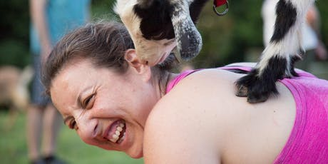BABY GOAT YOGA &  FREE SUNFLOWERS tickets
