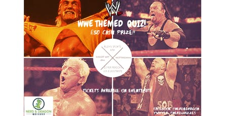 WWE Quiz tickets
