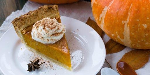 CLASS: Thanksgiving Pie Primer