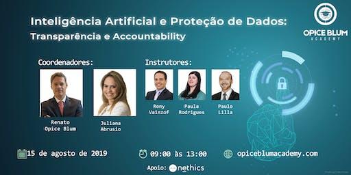 Inteligência Artificial e Proteção de Dados: transparência e accountability