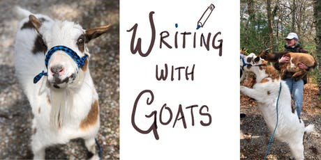 Writing with Goats tickets
