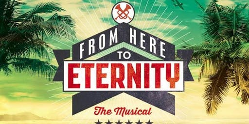 Music Supperclub with musical From Here to Eternity composer Stuart Brayson