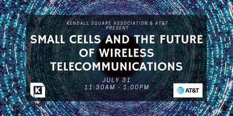 Small Cells and the Future of Wireless Telecommunications tickets