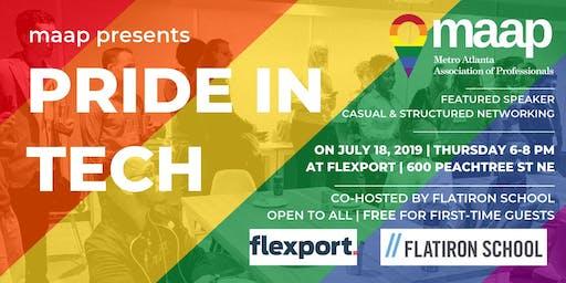 MAAP Pride in Tech at Flexport