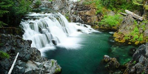 WWE Salem: Opal Creek to Jawbone Flats Loop