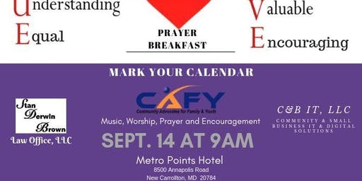 What is Love? Prayer Breakfast