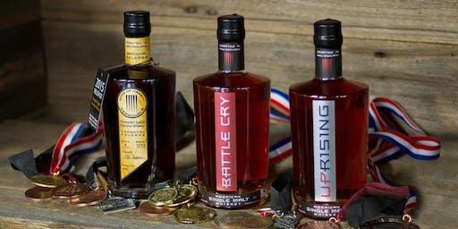 Sons Of Liberty Whisky & Vodka Tasting