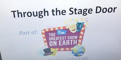 Through the Stage Door - Workshop tickets