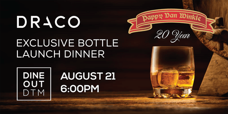 Draco Bottle Launch Dinner tickets