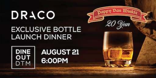 Draco Bottle Launch Dinner
