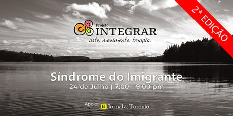 Bate-Papo sobre Síndrome do Imigrante tickets