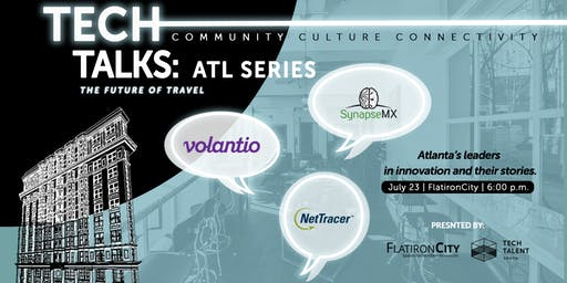Tech Talks: ATL Series - The Future of Travel