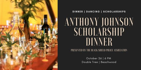 Anthony Johnson Scholarship Dinner tickets