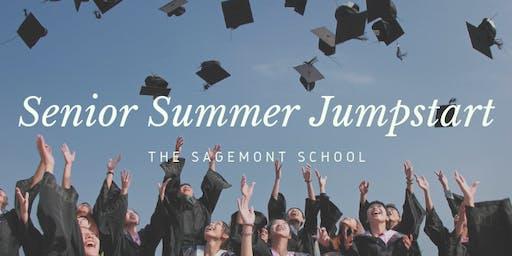 Class of 2020 Senior Summer Jumpstart