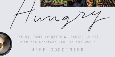 IndyLit Reading Series with Author Jeff Gordinier