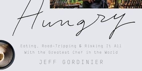 IndyLit Reading Series with Author Jeff Gordinier tickets