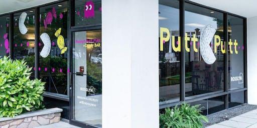 Rosslyn Putt-Putt + Candy BAR