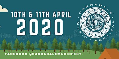 Carradale Music Festival 2020 tickets