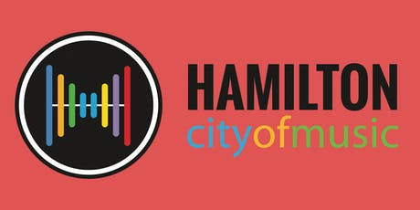 Hamilton City Of Music Showcase tickets
