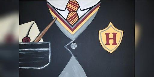 Harry Potter Painting Night