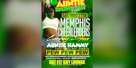 Auntie Hammy Memphis Comedy Show tickets