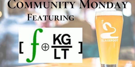 Community Monday with Friends of KGLT