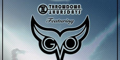 ThrowDown Thursdays feat. GvO // DiCE MaN // HUMORME // Manamiz // More tickets