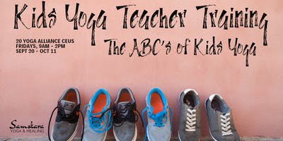 Kids Yoga Teacher Training | The ABCs of Kids Yoga
