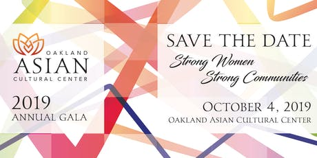 23rd Annual Gala - Strong Women, Strong Communities tickets