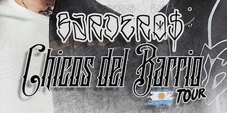 BARDEROS CHICOS DE BARRIO TOUR 27/07/19 STADIUM  entradas