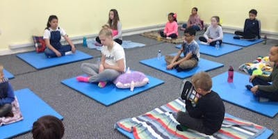 Mindful Me Juniors - Mindfulness, Yoga and Crafts