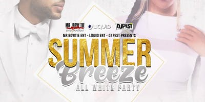 Summer Breeze ALL White Party