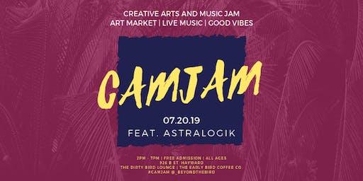 CAMJAM - Creative Arts and Music Jam
