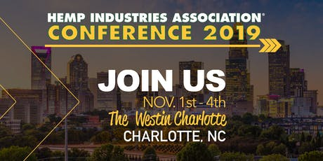 Hemp Industries Association Conference (HIACON) tickets