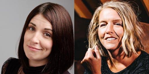 Rhiannon Archer & Erin Harkes