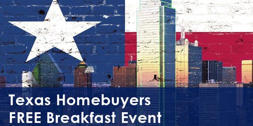 Texas Homebuyer Breakfast Event