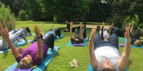 Yoga at Glorious Gibside tickets